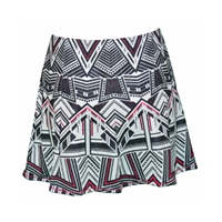 Lucky in Love Fast Lane Long Tennis Skirt