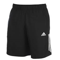 adidas Youth Boys Tennis 3-Stripes Club Shorts