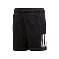 Adidas  Boys Tennis 3-Stripes Club Shorts