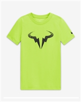 CW1521-702 Nike Rafa Boys' Tennis T-Shirt
