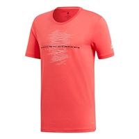 DV2967   Adidas Matchcode Graphic Men's Tennis Tee