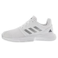 EF0607 Adidas Juniors` CourtJam XJ Tennis Shoes