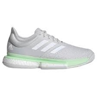 EF2075 Adidas Women's SoleCourt Boost Tennis Shoes