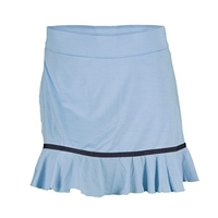 "EleVen Accelerated Tennis Skort  12"" - Cerulain Blue"