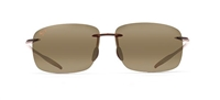 Maui Jim Breakwall Sunglasses Rootbeer with HCL Lenses