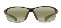 Maui Jim River Jetty Sunglasses Matte Grey with HT Lenses