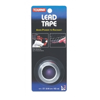 "Tourna 1/4"" Lead Tape Roll LD-107-2"