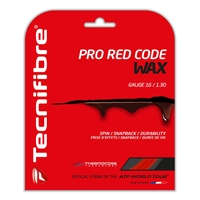 Tecnifibre Pro Red Code Wax (16-1.30mm) Set