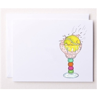 Tennis Celebration Notecards