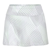 TAIL Women`s Yves 13.5 Inch Tennis Skort Enchantment Honeydew