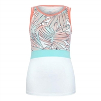 Tail Women`s Delaney Racerback Tennis Tank PALMS