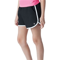 Fila Girl's Woven Lightweight Elastic Waistband Shorts