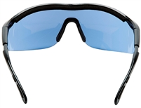 TS B Tourna Specs Blue Tint Sports Glasses for Tennis, Pickleball, Golf, and Baseball