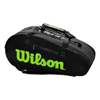 WR8004101001 Wilson Super Tour 3 Pack Tennis Bag
