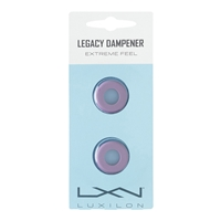 Luxilon Legacy Tennis Dampeners - Purple