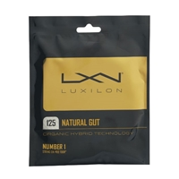 Luxilon Natural Gut Tennis String - 17g