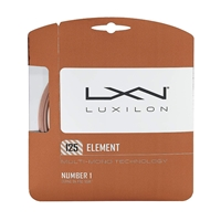 Luxilon Element 1.25 Tennis String Set