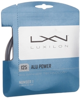 WRZ995100SI Luxilion ALU Power 125 Tennis Racquet String Set