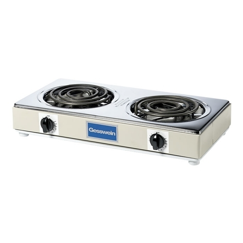 how to clean my electric hot plates