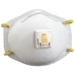 3M 8511 Particulate N95 Respirator with Valve