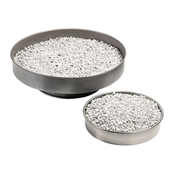Annealing Pans with Pumice