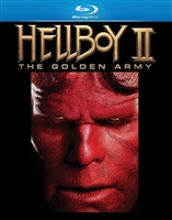Hellboy II: The Golden Army (BD + Digital Copy)