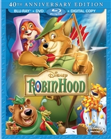 Robin Hood (1973)(BD/DVD + Digital Copy)