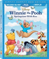 Winnie the Pooh: Springtime With Roo (BD + Digital Copy)