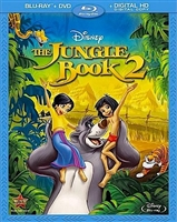 The Jungle Book 2 (BD/DVD + Digital Copy)