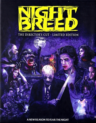 nightbreed directors cut 3disc limited edition