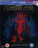 Crimson Peak SteelBook (BD + Digital Copy)(UK)