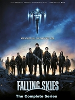Falling Skies: The Complete Series HD Digital Copy Code (UV)