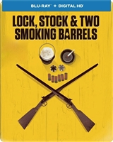 Lock, Stock and Two Smoking Barrels SteelBook (Iconic)(Exclusive)