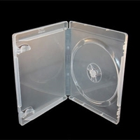 Empty 1-Disc Clear PS3/Blu-ray Case