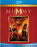 The Mummy: Tomb of the Dragon Emperor (BD + Digital Copy)