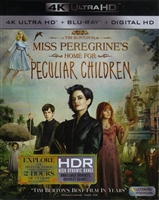 Miss Peregrine's Home for Peculiar Children 4K (BD + Digital Copy)