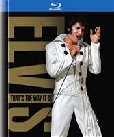 Elvis: That's the Way It Is (BD/DVD)(DigiBook)