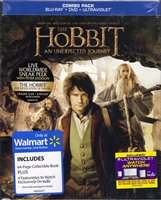 The Hobbit: An Unexpected Journey DigiBook (BD/DVD + Digital Copy)(Exclusive)