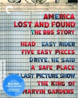 America Lost and Found: The BBS Story - Head / Easy Rider / Five Easy Pieces / Drive, He Said / A Safe Place / The Last Picture Show / The King of Marvin Gardens - Criterion Collection (DigiPack)