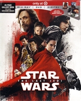 Star Wars VIII - The Last Jedi DigiBook (BD/DVD + Digital Copy)(Exclusive)