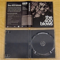 The 400 Blows: Criterion Collection Empty Case w/ Artwork