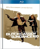 Butch Cassidy and the Sundance Kid: 40th Anniversary Edition (DigiBook)