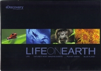 Life on Earth: Planet Earth / Life / Nature's Most Amazing Events / Blue Planet (DigiBook)(Exclusive)
