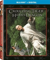 Crouching Tiger, Hidden Dragon: 15th Anniversary Edition (BD + Digital Copy)