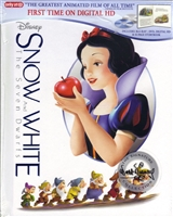 Snow White and the Seven Dwarfs (DigiBook)(BD/DVD + Digital Copy)(Exclusive)