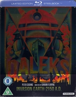 Doctor Who: Daleks - Invasion Earth: 2150 A.D. SteelBook (UK)