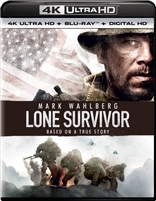 Lone Survivor 4K (BD + Digital Copy)
