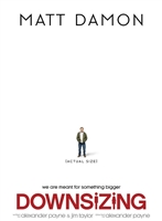 Downsizing HD Digital Copy Code (UV & iTunes)(Pre-Order)