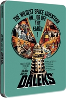 Doctor Who: Dr. Who and the Daleks SteelBook (UK)