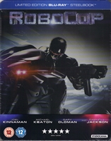 Robocop SteelBook (2014)(UK)
